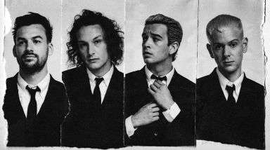 The 1975 New Zealand Show Announced