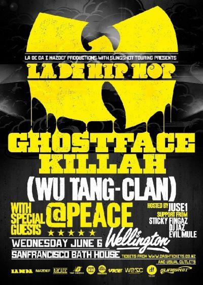Ghostface Killah and Wu-tang Clan