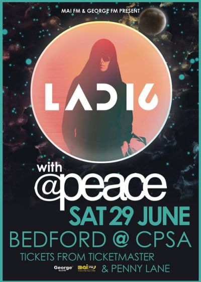 Ladi6 with @Peace