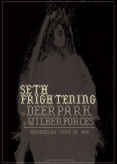 Seth Frightening with Deer Park And Wilberforces