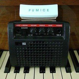 Piano Pumice Songs