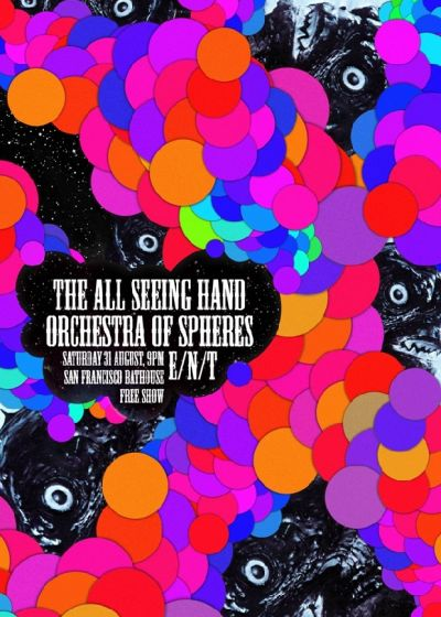 The All Seeing Hand, Orchestra Of Spheres And ENT