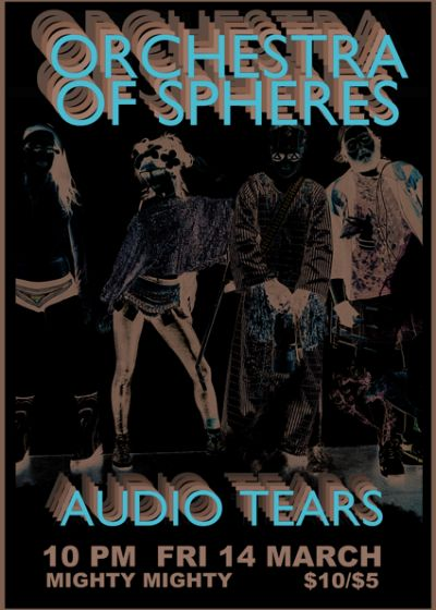 Orchestra Of Spheres And Audio Tears