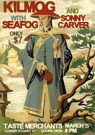 K I L M O G  With Seafog And Sonny Carver