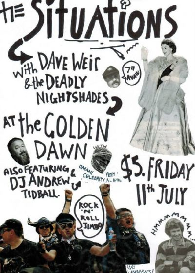The Situations with Dave Weir and The Deadly Nightshades