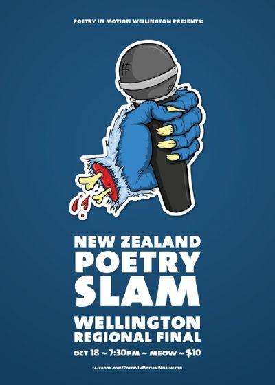 Regional Poetry Slam