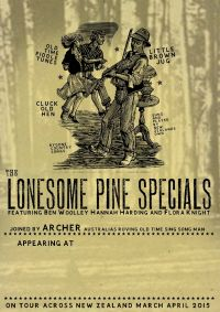 The Lonesome Pine Specials with Archer