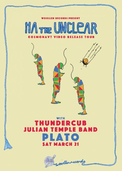 Ha The Unclear - Kosmonavt Tour
