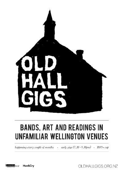 Old Hall Gig 9 - Sheep, Dog and Wolf