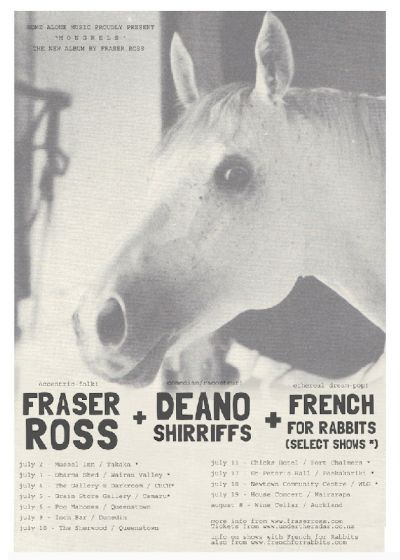 Fraser Ross and French for Rabbits