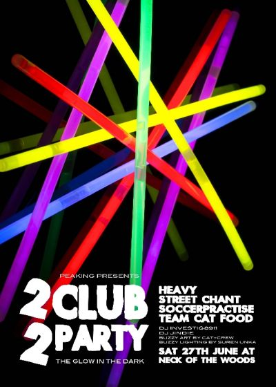 2club 2party The Glow In The Dark