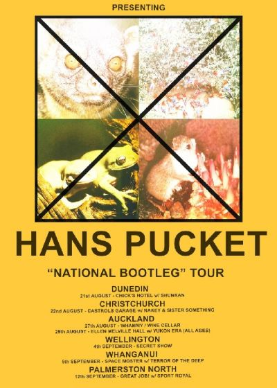 Hans Pucket And Shunkan