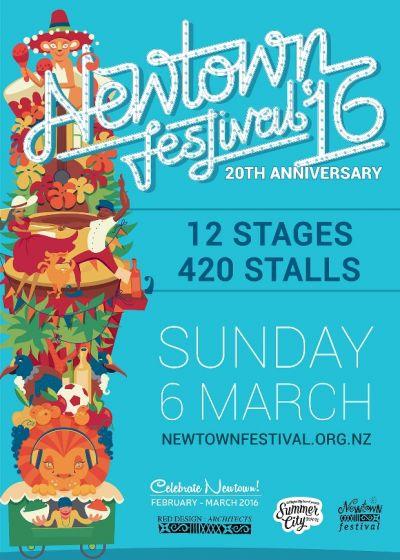 Newtown Festival Street Fair