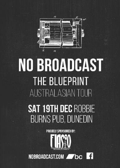 No broadcast the blueprint album release tour the robbie burns no broadcast the blueprint album release tour malvernweather Image collections