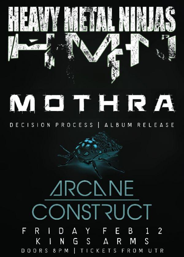 Mothra Album Release Tour