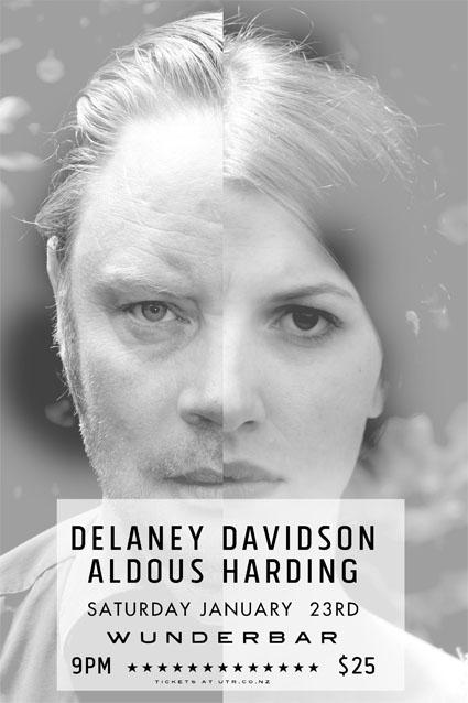 Delaney Davidson and Aldous Harding