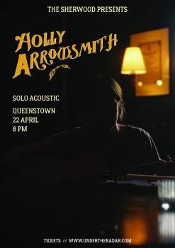 Holly Arrowsmith (Solo Acoustic)