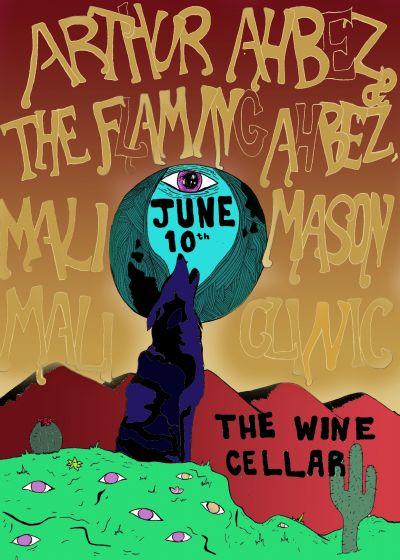 Arthur Ahbez, Mason Clinic And Mali Mali - Wine Cellar