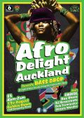 Afro Delight Auckland presents Bass Drop