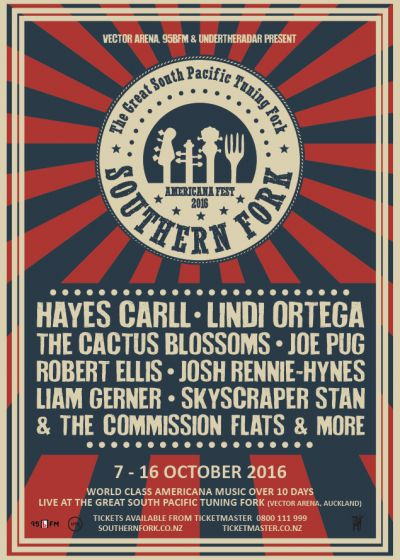 Southern Fork Americana Fest: Lindi Ortega and The Cactus Blossoms