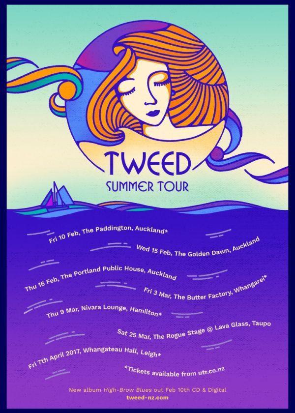 Tweed Summer Tour