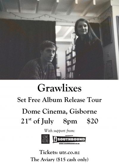 Grawlixes - Set Free Album Release Tour