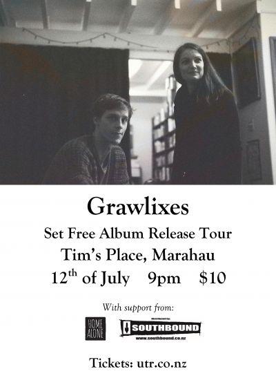 Grawlixes - Set Free Album Release Tour