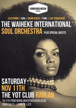The Waiheke International Soul Orchestra
