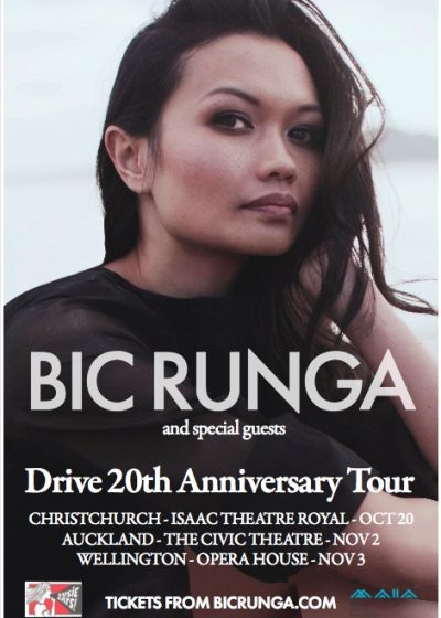 Bic Runga And Special Guests - A Celebration Of Drive