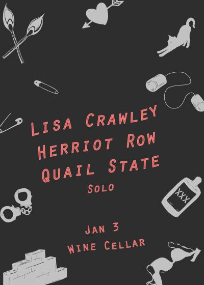 Quail State, Herriot Row, Lisa Crawley