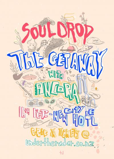 Souldrop and Ancora - The Getaway