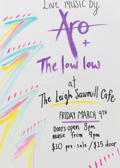 Aro and The Low Low