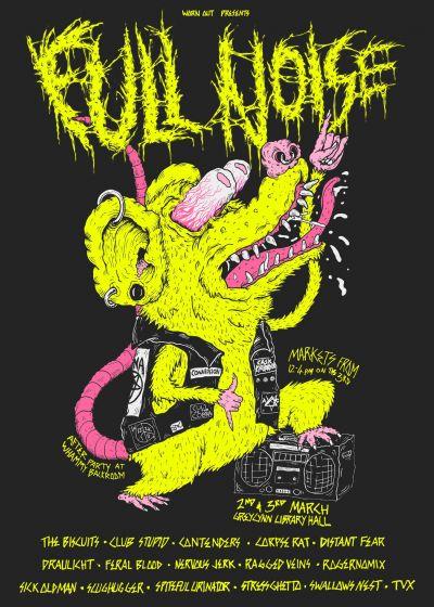 Full Noise Punk Festival