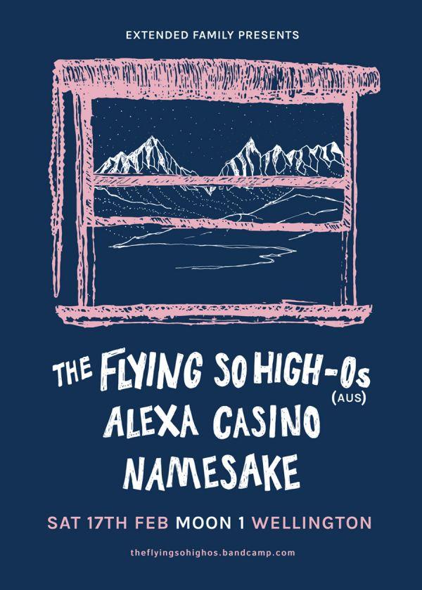 The Flying So High-Os (AUS), Alexa Casino, Namesake