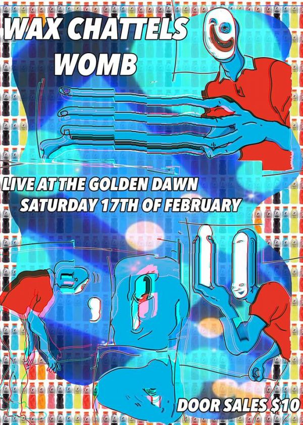Wax Chattels and Womb At Golden Dawn