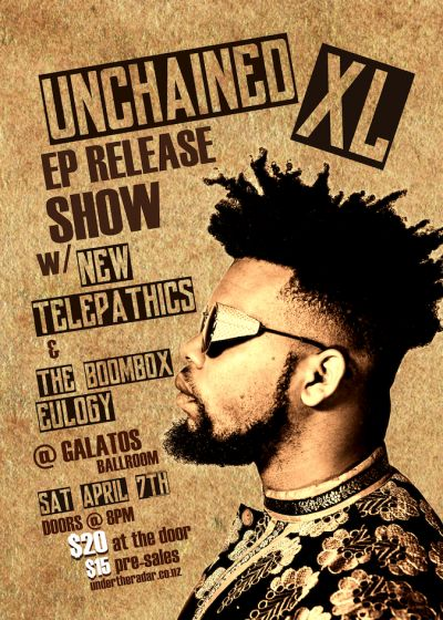 Unchained XL EP Release Show