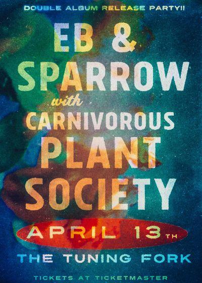 Eb And Sparrow , Carnivorous Plant Society