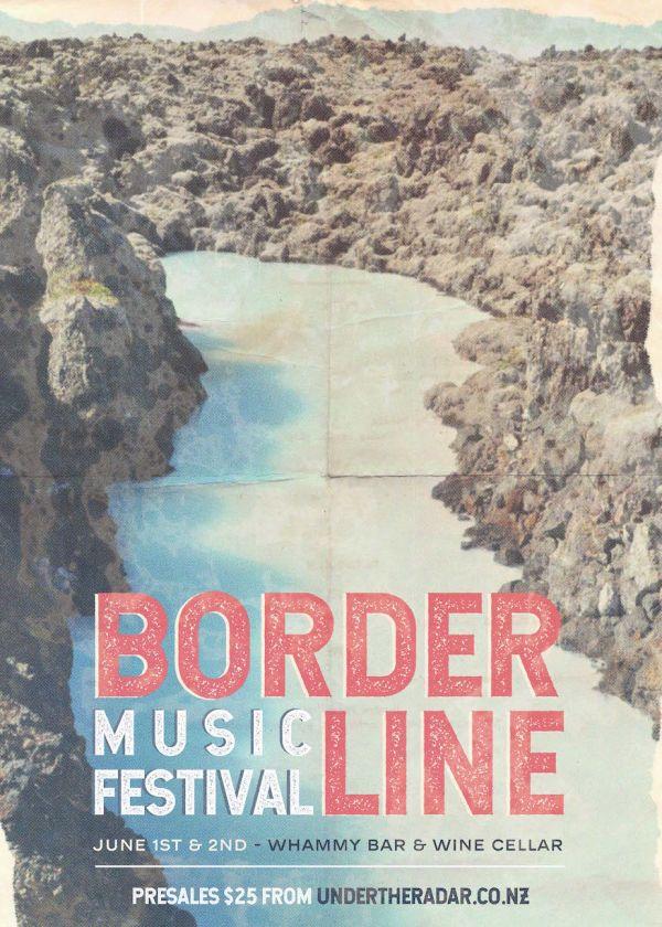 Borderline Music Festival 2018