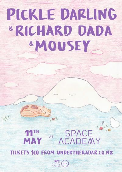 Pickle Darling, Richard Dada and Mousey