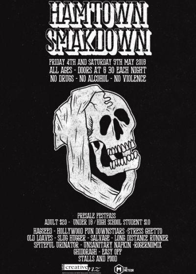 Hamtown Smakdown 2018 Night 1
