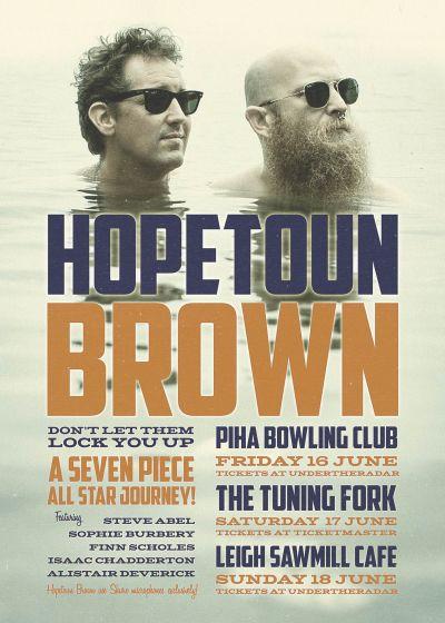 Hopetoun Brown - Dont Let Them Lock You Up