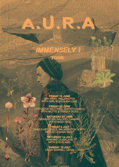 AURA Immensely I Tour