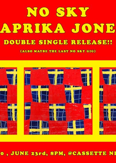 No Sky, Paprika Jones
