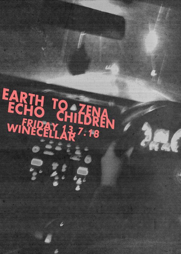 Earth to Zena and Echo Children