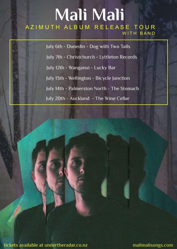 Mali Mali - Azimuth Album Release Tour