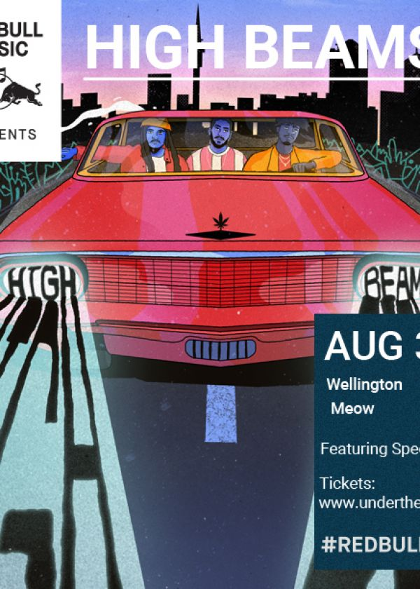 Highbeams Tour - ILL BAZ, Melodownz + Raiza Biza