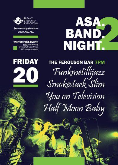 funkmetillijazz, You On Television, Smokestack Slim, Half Moon Baby