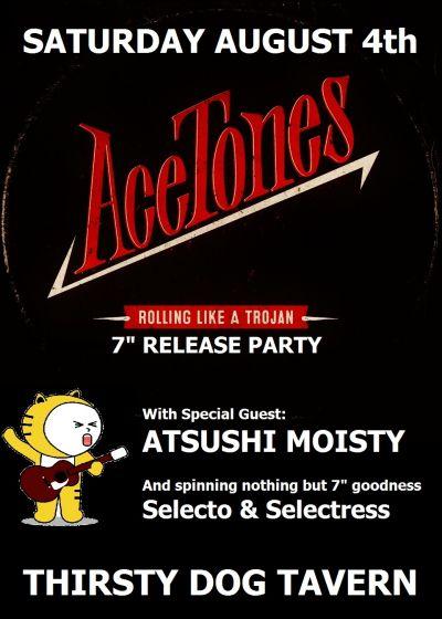 AceTones, Atsushi, Moisties.