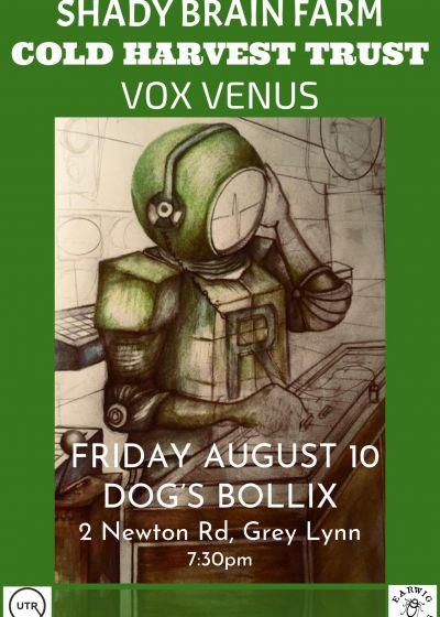 Shady Brain Farm, Cold Harvest Trust, Vox Venus