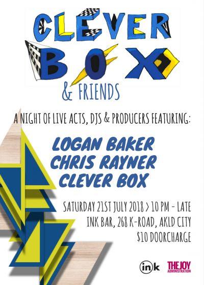Clever Box & Friends feat. Logan Baker & Chris Rayner